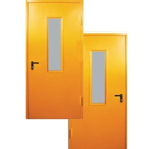Дверь противопожарная (EI-60) окрас порошок СП500