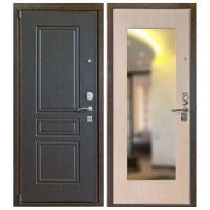 МДФ ПВХ + МДФ панель с зеркалом, СП106